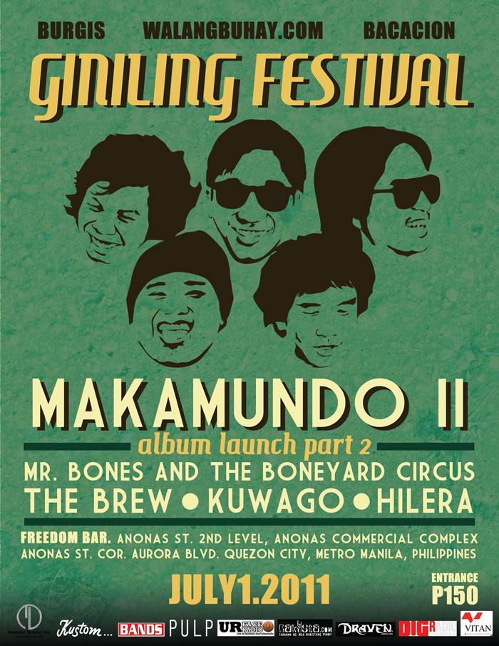 giniling festival makamundo