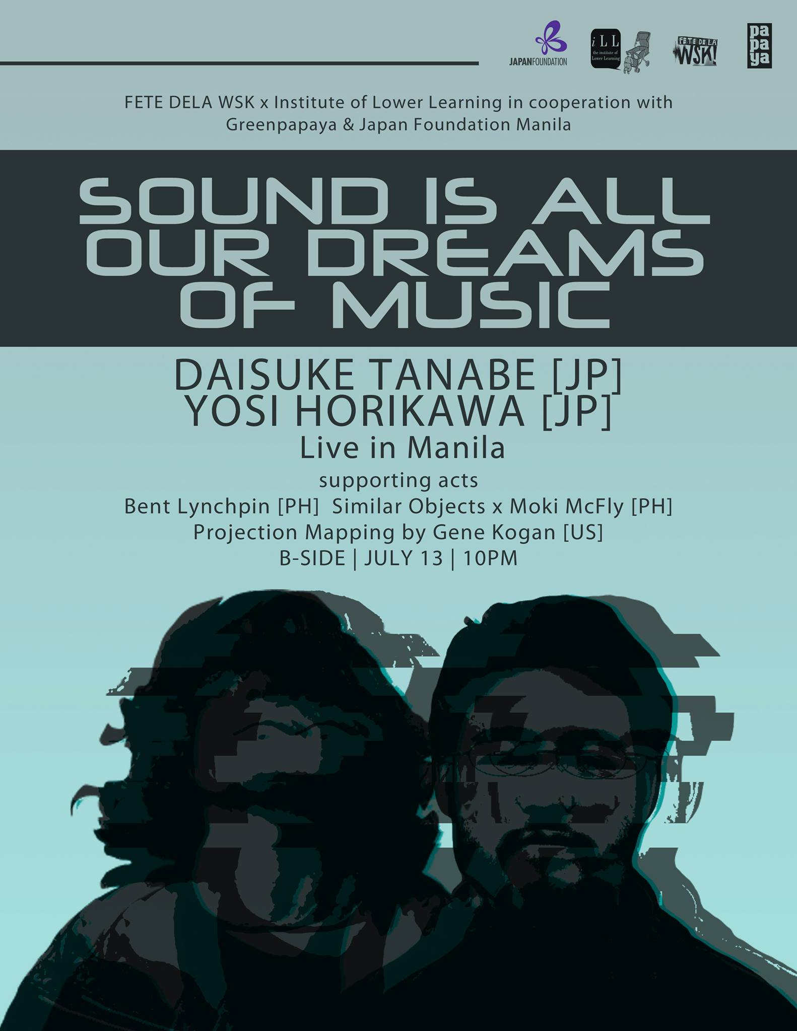 Agimat : Music » Sound Is All Our Dreams of Music » ...